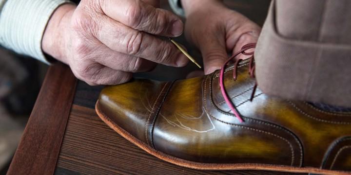 Эти туфли сделаны, чтобы ходить