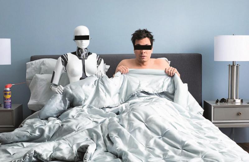 Новые законы робототехники