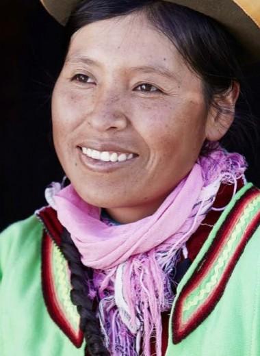 Перу: Котелок для важности