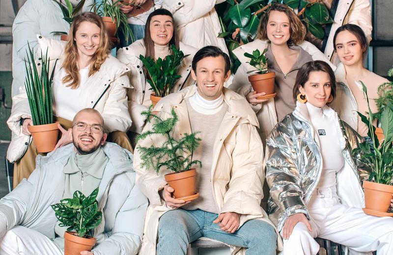 Зеленый Петербург будущего