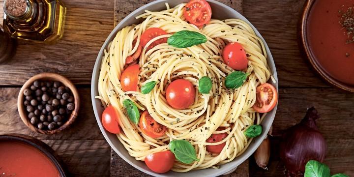 Ах, эти спагетти!