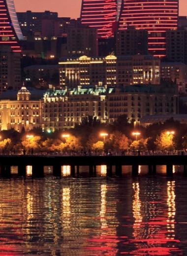 Огни Баку