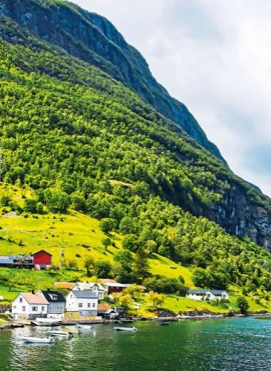 В царстве фьордов