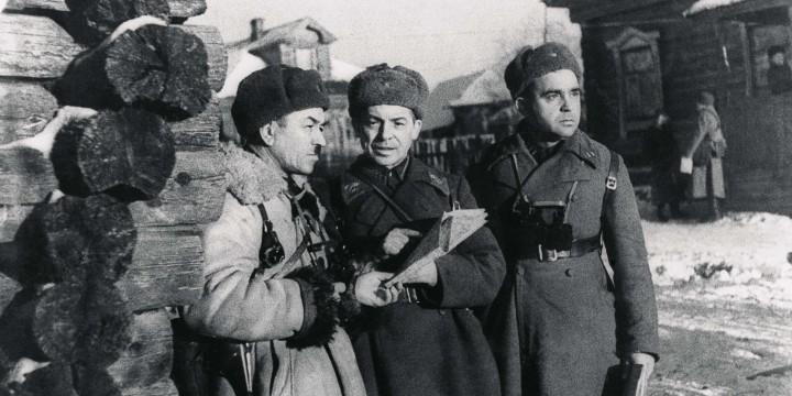 «Военный талант Панфилова отметил Брусилов»