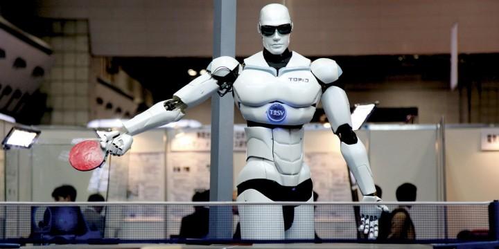 Назад в будущее | Новые законы роботехники