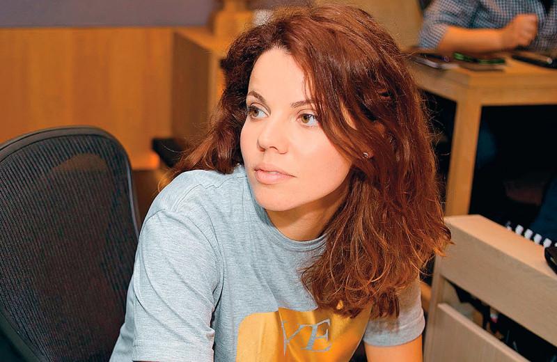 Анна Друбич: «Я напоминаю себе жонглера стеклянными шариками»