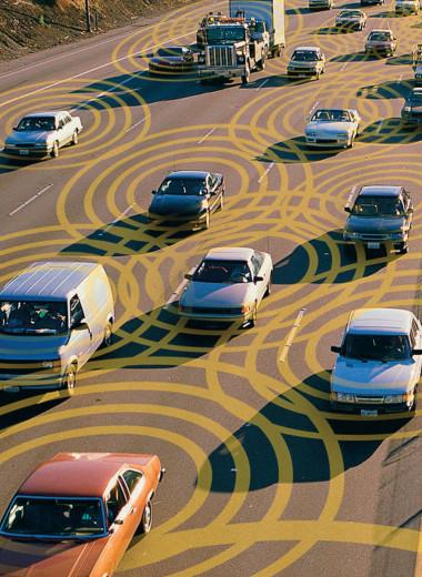 Автомобильные данные, вы чьи будете?
