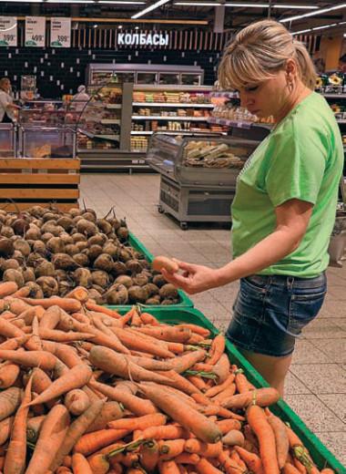 Цены на еду разгоняет само государство