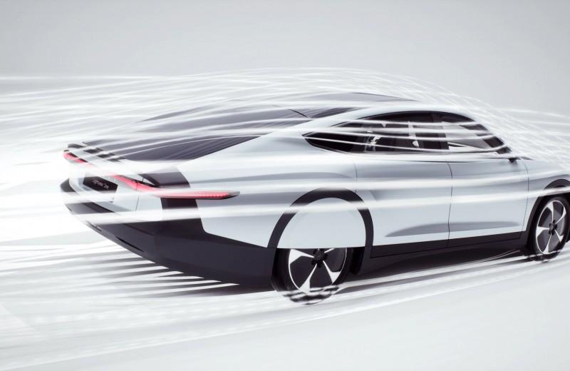 Lightyear One – электромобиль, который «заряжает себя сам»