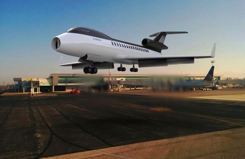 Elektra – региональный электрический самолет