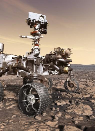 Mars 2020: есть ли жизнь после Curiosity