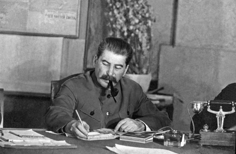 Сталин: история болезни