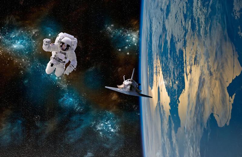 Улетные каникулы космических туристов
