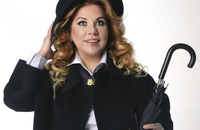 Марина Федункив: «Не хочу стареть»