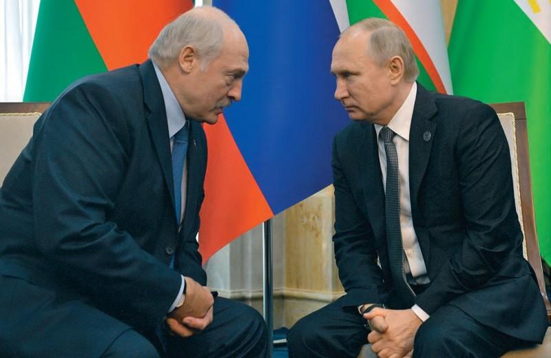 Россия — Белоруссия: кризис Союзного государства