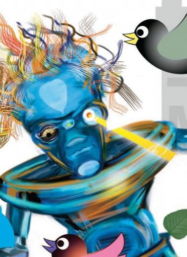 Роботы против фейков