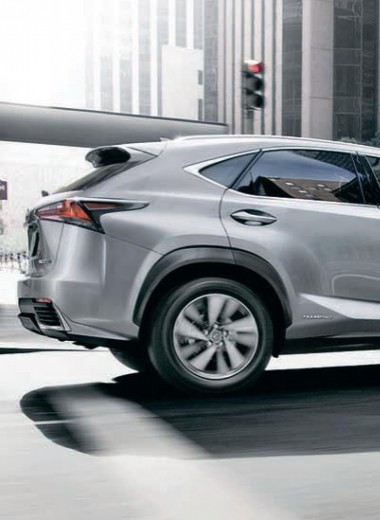 Lexus NX: еще актуальнее, еще смелее