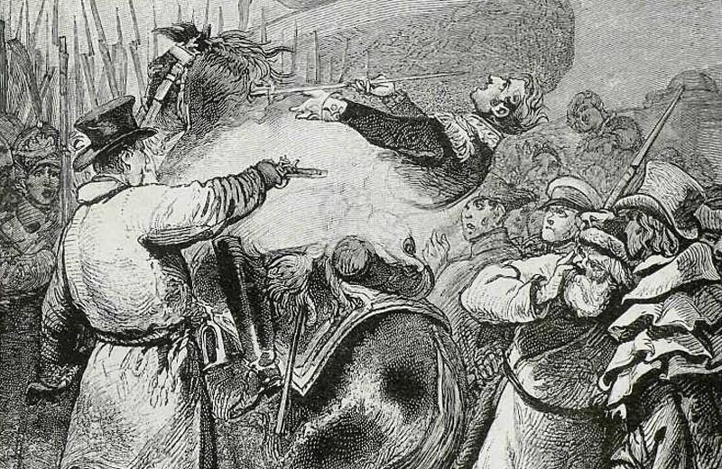 Хроника одного дня в декабре 1825 года