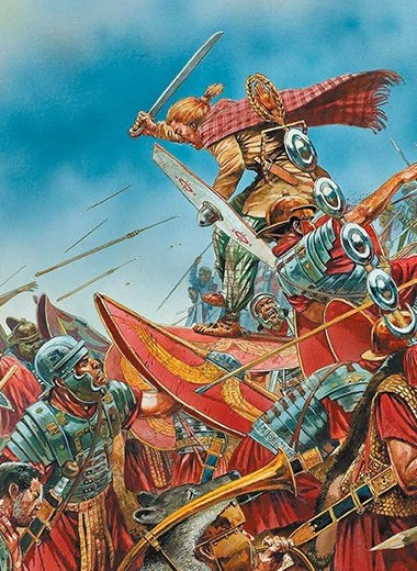 «Вар! Верни легионы!»