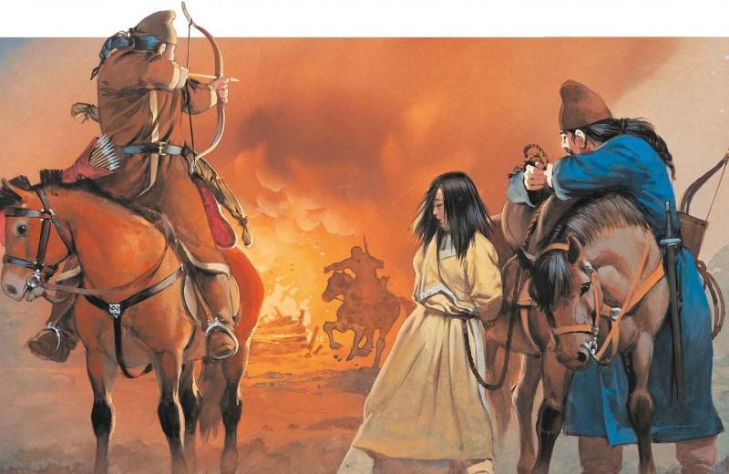 Эпоха тюрок. Печенеги