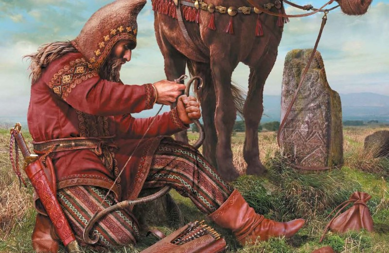 Древнейшие обитатели Дикого поля