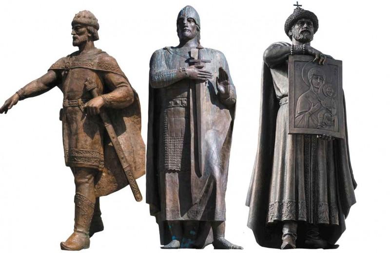 Как половчанки породнили Русь и степь
