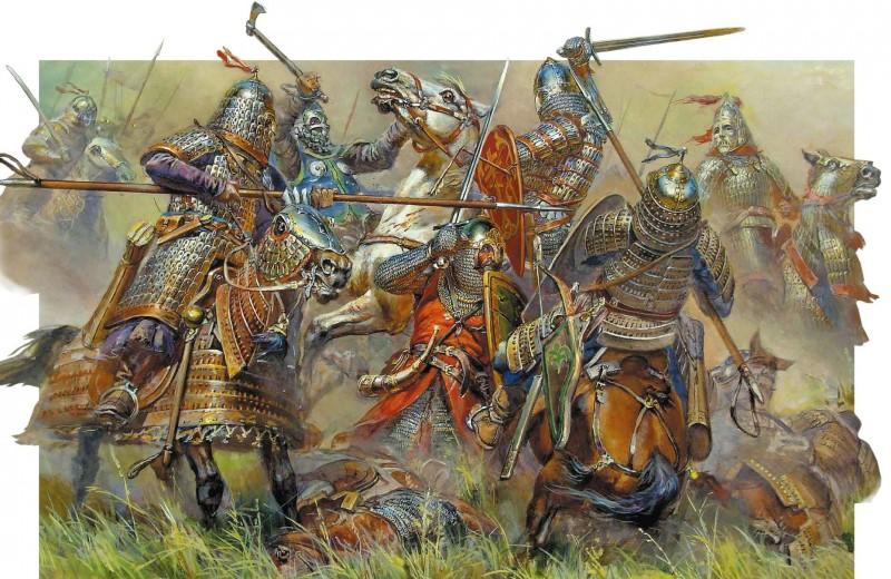 Месть Чингисхана