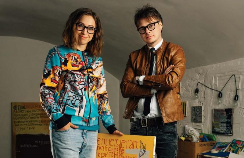 Новые городские художники