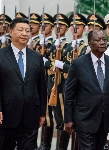 Первый друг Африки