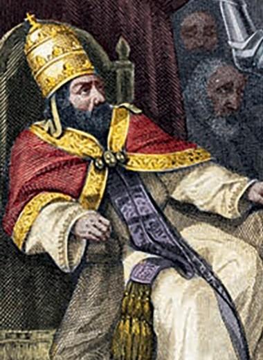 Великая западная схизма: трое пап на один Рим
