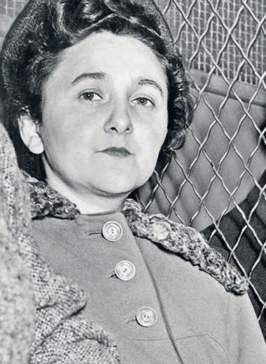 Как Этель Розенберг стала символом всего