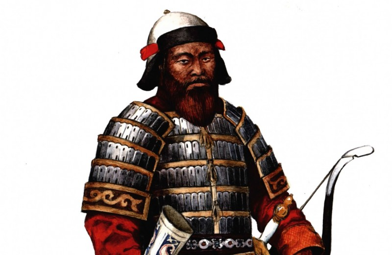 Самый знаменитый монгол