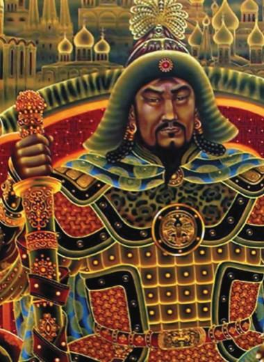 Внук Чингисхана