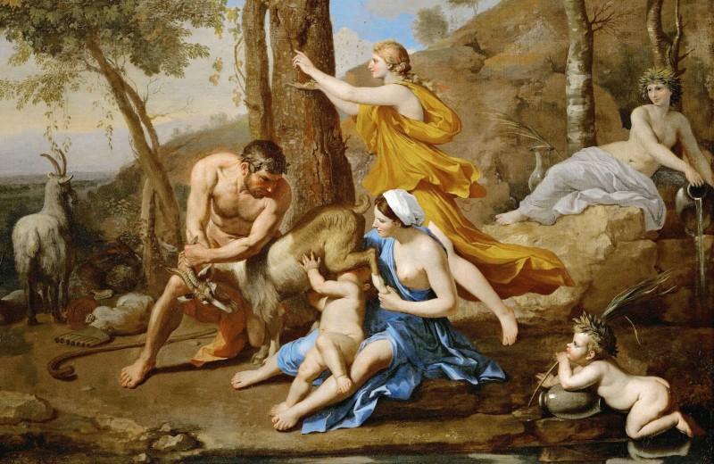 Эгида греческих богов