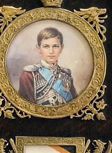 Локон цесаревича
