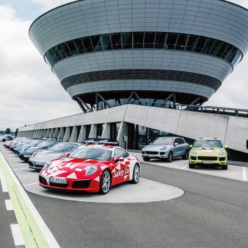 Porsche и будущее