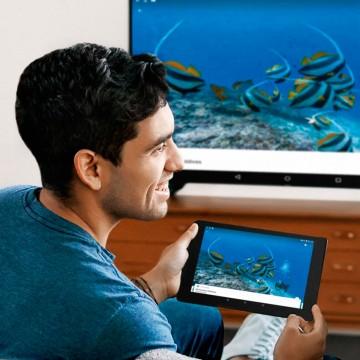 Мобильный контент на телеэкране