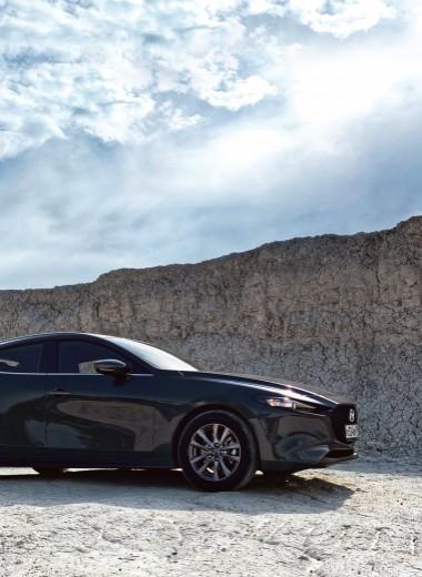 Молодым и дерзким:Mazda3 меняет облик