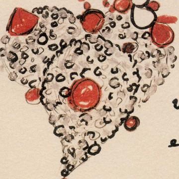 Легенда — сердца Сен-Лорана