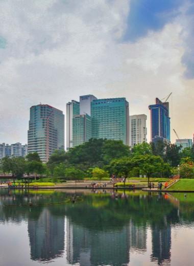 Куала-Лумпур: отправная точка