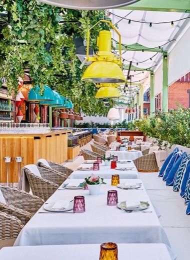 Food-новости: 5 ресторанных открытий