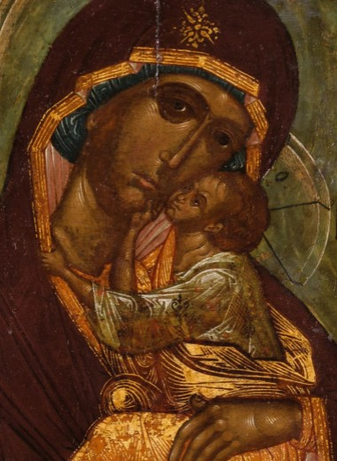 Моление игумена Филиппа