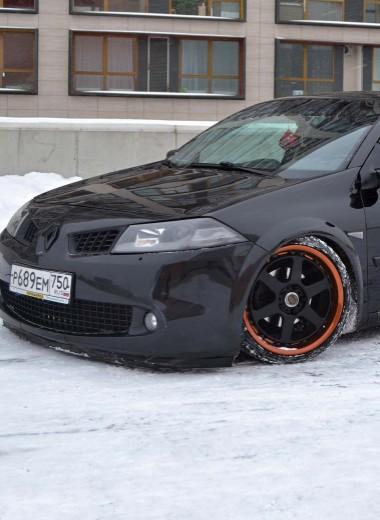 Renault Megane: раз и навсегда!