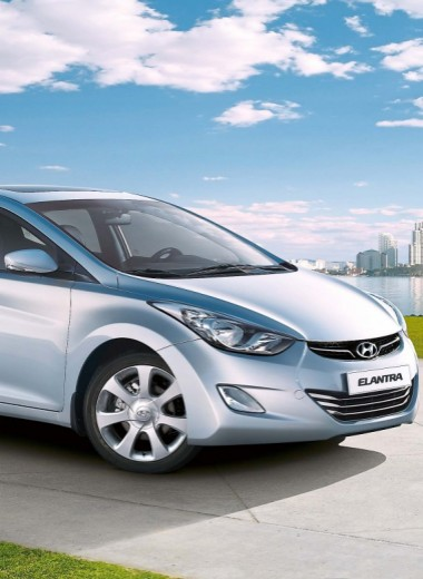 Hyundai Elantra: ей бы подвеску