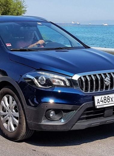 Suzuki SX4: антимиссия
