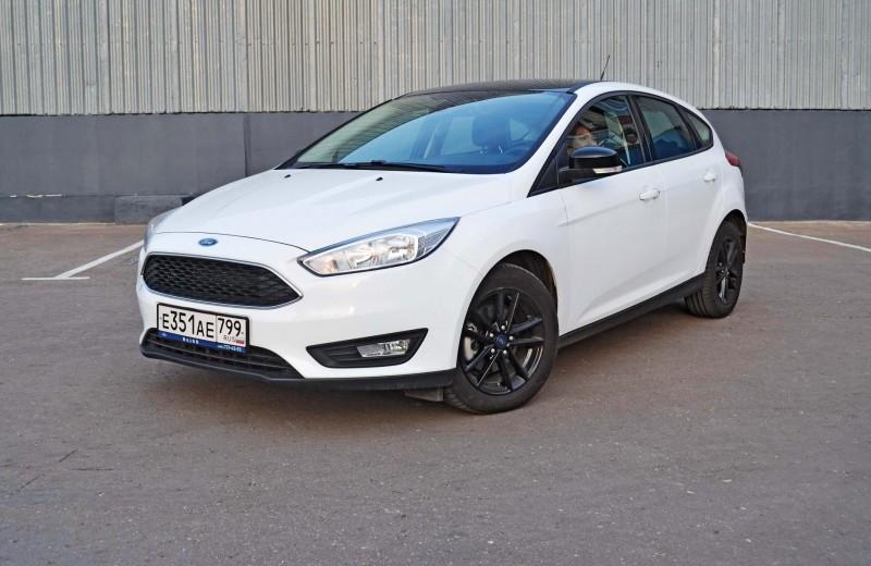 Ford Focus: когда любят не только глазами