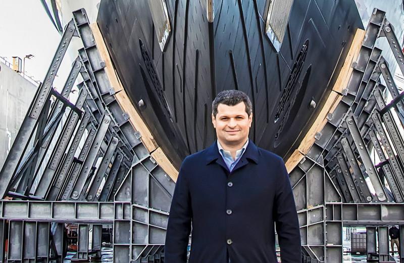 Евгений Кочман:ориентация — Север