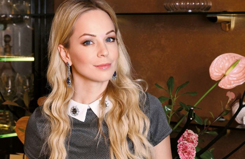 Анастасия Захарченко Голая