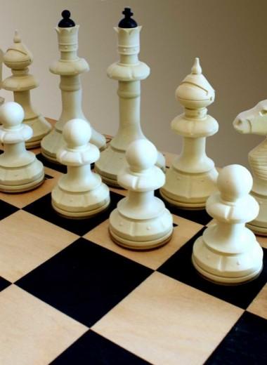 Шах за шахом. Собиратели пешек