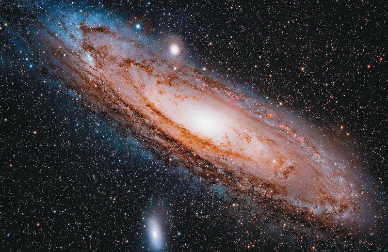 Время Андромеды. Осеннее небо